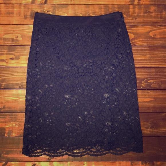 c9f1a19d7a7f5 The Limited Navy Lace Skirt - size 0. M_5a483cf9daa8f6e4dd17e6f0